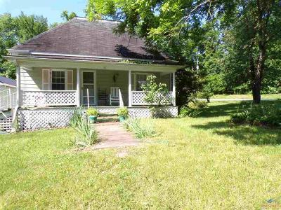 Benton County Single Family Home For Sale: 517 W Osage