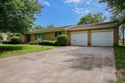 Sedalia Single Family Home Sale Pending/Backups: 1805 W 4th St.