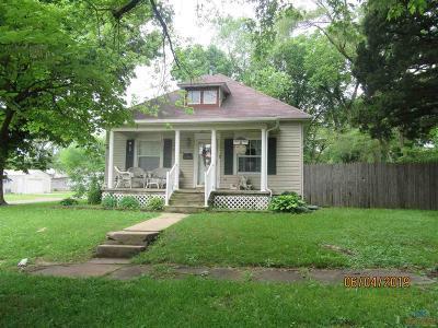 Sedalia Single Family Home Sale Pending/Backups: 1718 S Osage