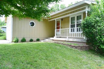 Johnson County Single Family Home Sale Pending/Backups: 11 SE 190