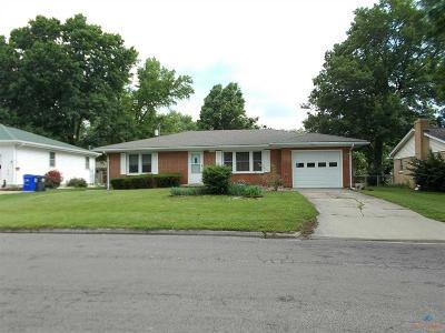 Sedalia Single Family Home Sale Pending/Backups: 2208 W 2nd