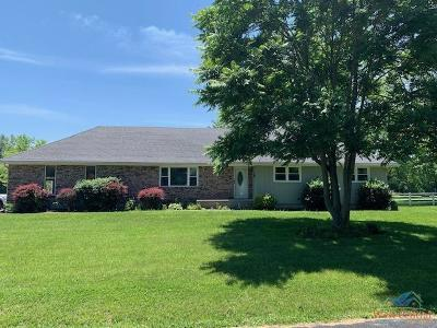 Sedalia Single Family Home For Sale: 30726 Summers Dr