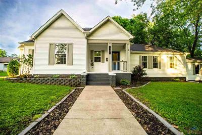 Sedalia Single Family Home Sale Pending/Backups: 1001 S Marvin