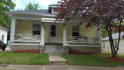 Sedalia Single Family Home For Sale: 641 E 11th