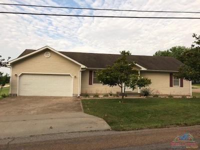 Benton County Single Family Home For Sale: 800 S Fowler