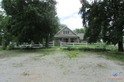 Henry County Single Family Home For Sale: 436 NE 101 Rd
