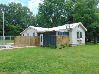Osceola Single Family Home For Sale: 12445 NE 1240 Road