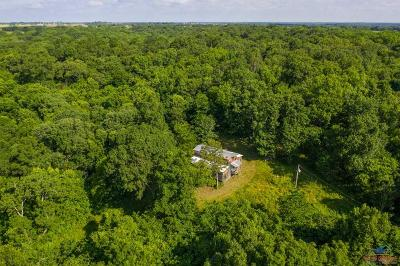 Henry County Single Family Home For Sale: 847 SE 1076 Private Rd