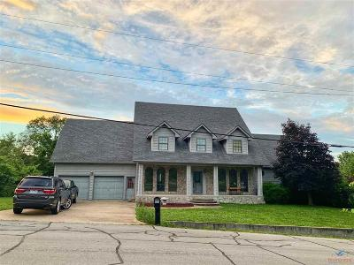 Warsaw Single Family Home Sale Pending/Backups: 702 Hillcrest Ln