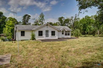 Benton County, Henry County, Hickory County, Saint Clair County Single Family Home For Sale: 12392 Country Road 8c