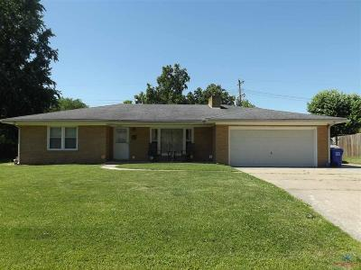 Pettis County Single Family Home Sale Pending/Backups: 2507 Anderson Ave