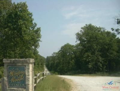 Residential Lots & Land For Sale: Tract 19 Winding Woods
