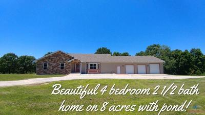Benton County Single Family Home For Sale: 19884 Dwyer Rd