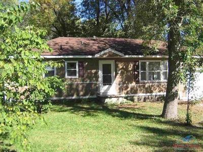 Sedalia Single Family Home Sale Pending/Backups: 1213 E 18