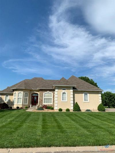 Sedalia Single Family Home Sale Pending/Backups: 2475 Woodland Dr