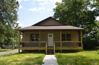 Sedalia Single Family Home For Sale: 922 E 14