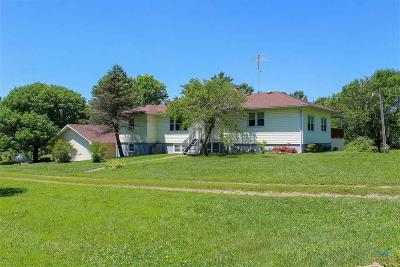 Sedalia Single Family Home For Sale: 22950 Ryan Rd.