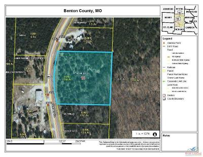 Warsaw Residential Lots & Land For Sale: Tbd - 3.5 Acres Hwy Uu