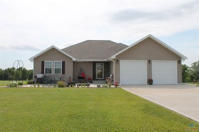 Sedalia Single Family Home For Sale: 24567 Randall Rd
