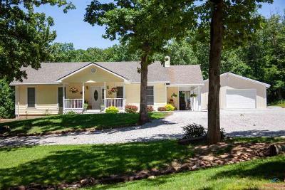 Osceola Single Family Home For Sale: 2440 NE 315 Pvt Rd
