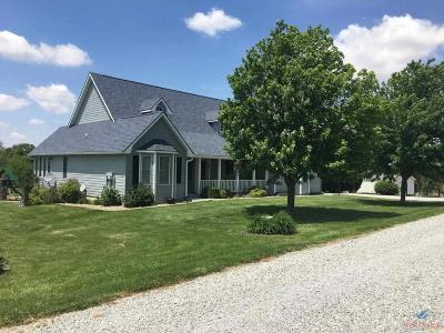 Single Family Home Sale Pending/Backups: 25965 N Highway 41