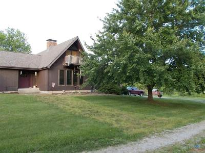 Sedalia Single Family Home Sale Pending/Backups: 20952 Hwy O