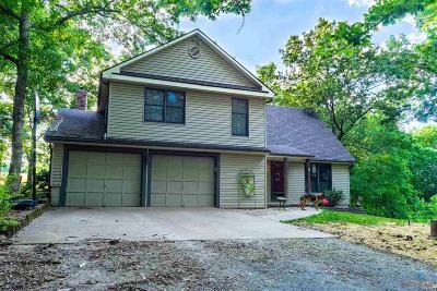 Hughesville Single Family Home Sale Pending/Backups: 17625 Daisy Rd