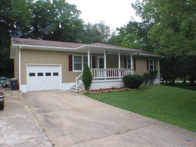 Benton County Single Family Home For Sale: 1106 Quail Run