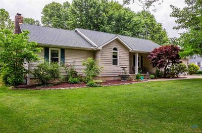Sedalia Single Family Home Sale Pending/Backups: 4089 Par 5 Dr