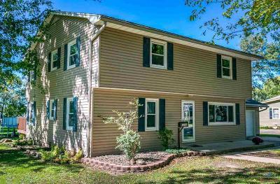 Sedalia Single Family Home For Sale: 1406 S Warren