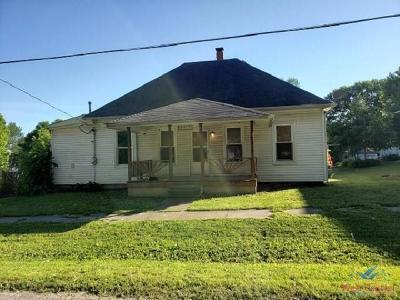Henry County Single Family Home For Sale: 207 E Jefferson