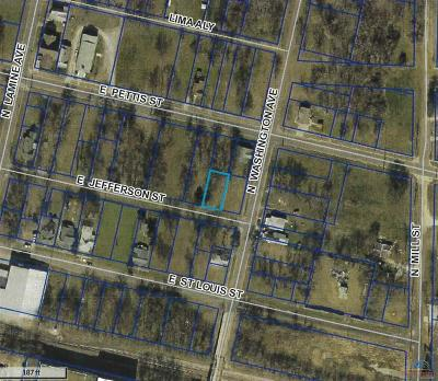 Residential Lots & Land For Sale: 317 E Jefferson