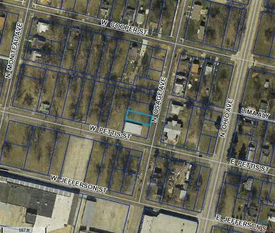Residential Lots & Land For Sale: 403 N Osage