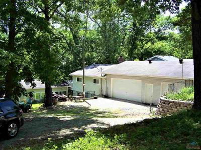 Benton County Single Family Home For Sale: 30343 W Old Cove Rd