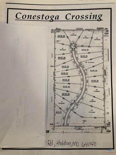 Johnson County Residential Lots & Land For Sale: Lot 2 NW 1391st Rd