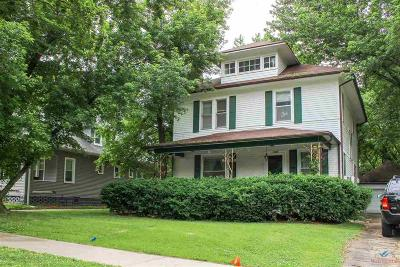 Sedalia Single Family Home For Sale: 1109 W Broadway