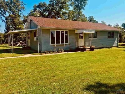 Osceola Single Family Home For Sale: 11205 NE 50 Rd