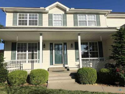 Sedalia Single Family Home For Sale: 2120 Woodington Dr