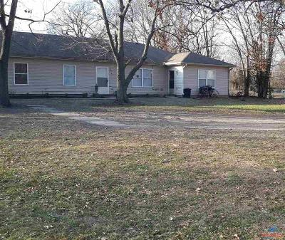 Pettis County Multi Family Home Sale Pending/Backups: 400, 402, 404 S Walnut