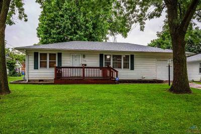 Sedalia Single Family Home For Sale: 1708 S Engineer Ave.