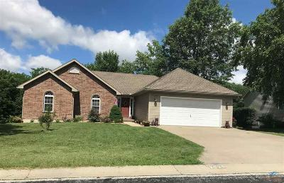 Sedalia Single Family Home Sale Pending/Backups: 2025 Hunter's Lane