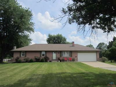 Clinton Single Family Home Sale Pending/Backups: 264 NW Hwy 7