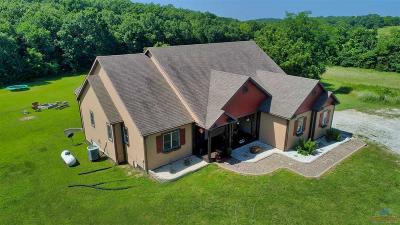 Warsaw Single Family Home For Sale: 16656 Cole Rd