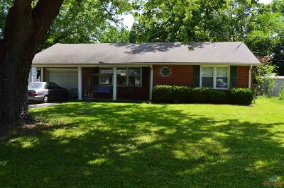 Sedalia Single Family Home Sale Pending/Backups: 2103 S Harrison