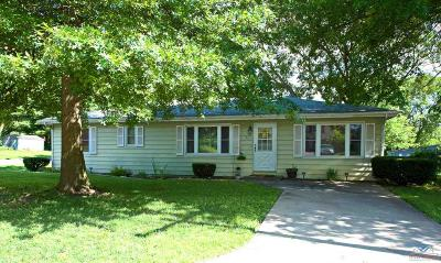 Sedalia Single Family Home Sale Pending/Backups: 701 E 24th St