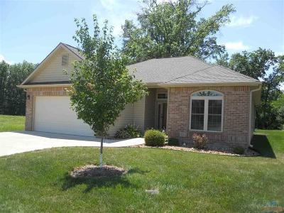 Henry County Single Family Home Sale Pending/Backups: 927 S Illinois Place
