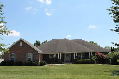 Sedalia Single Family Home For Sale: 2110 West Country Club Dr