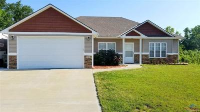 Johnson County Single Family Home Sale Pending/Backups: 151 SE 215