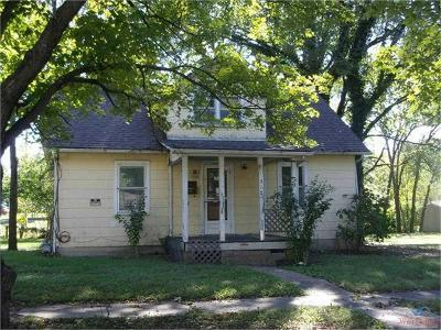 Sedalia Single Family Home Sale Pending/Backups: 517 W 11th