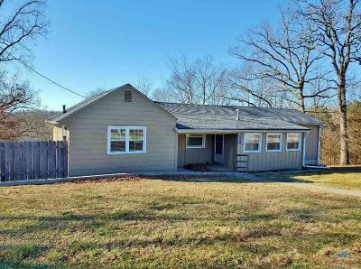 Lincoln MO Single Family Home For Sale: $99,900